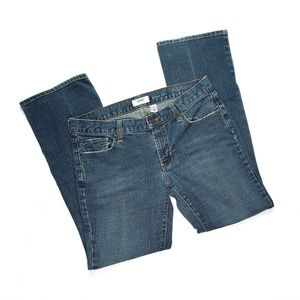 Old Navy Stretch Bootcut Jeans size 6 Short